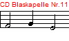 CD Blaskapelle Nr.11